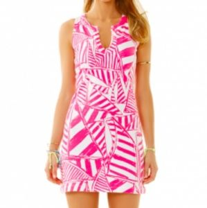 🌴 NEW Lilly Pulitzer Estrada Knit Shift Dress